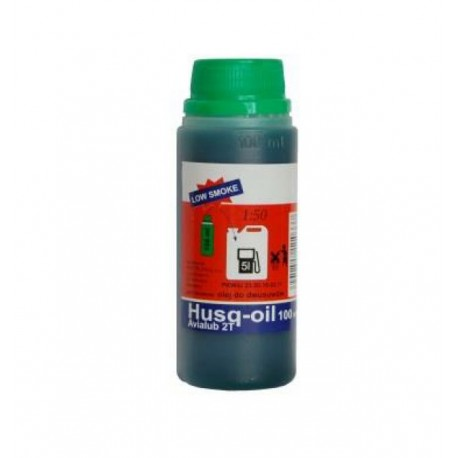 Olej HUSQ-OIL dwusuw zielony 100ml Axenol
