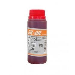 Olej SIL-OIL dwusuw czerw 100ml Axenol