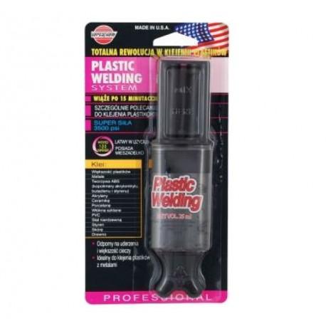 PROFAST PLASTIC WELDIND klej strzykawka 25ml Versachem(*12)