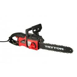 Pilarka łańcuchowa elektryczna 2400W 40cm napinacz Tryton PROFIX TOC40242