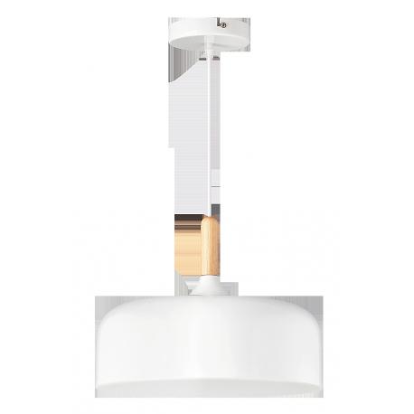 RABALUX 2564 Lampa wisząca Gemma E-27 40 W, biały buk