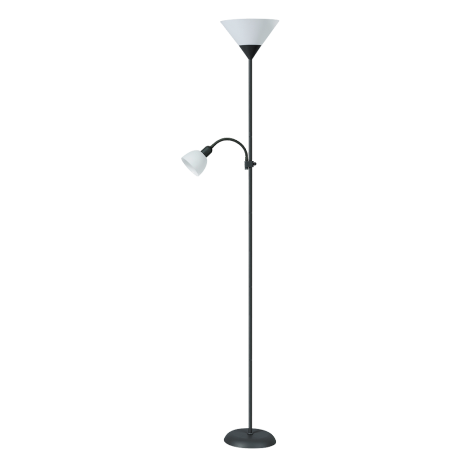 RABALUX 4062 Lampa podł.Action czarna/bi ała |