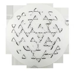 Lampa ścienna Plafoniera Angie E-27/1x60W biały/czarny RABALUX 3285