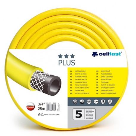Wąż ogrodowy 1/2 cala 25m Plus CellFast PROFIX CF10200R