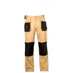Spodnie robocze do pasa rozmiar XXXL LahtiPro PROFIX L4050160